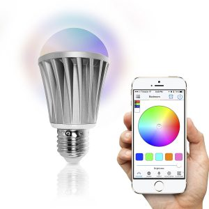 Flux Bluetooth LED Smart Bulb- Bluetooth Smart Bulb