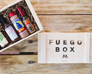 Fuego Box All-Star Crate Small-Batch Hot Sauce