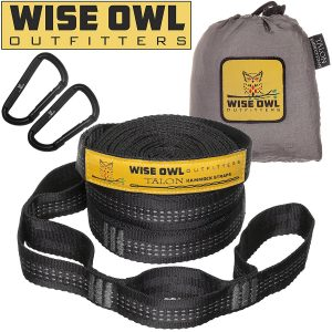 Wise Owl Outfitters Hammock Straps
