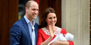 Prince William and Kate's 3rd Baby