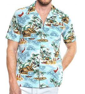 Best Father's Day Gifts 2018 - Levis Hawaiian Shirt