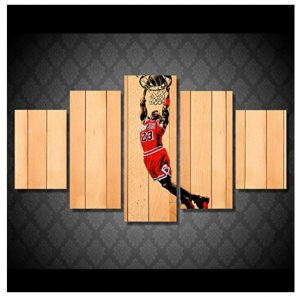 Best Father's Day Gifts 2018 - Michael Jordan Canvas Print