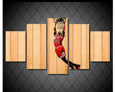 Best Father's Day Gifts 2018 - Michael Jordan Canvas Print - additional gift ideas