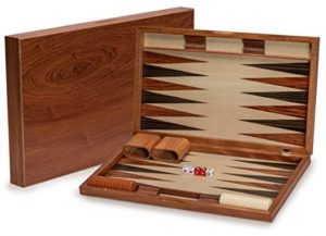 Best Father's Day Gifts 2018 - Rosewood Backgammon Set