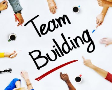 Innovative corporate team building activities